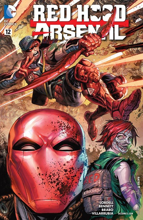 Red Hood – Arsenal #12