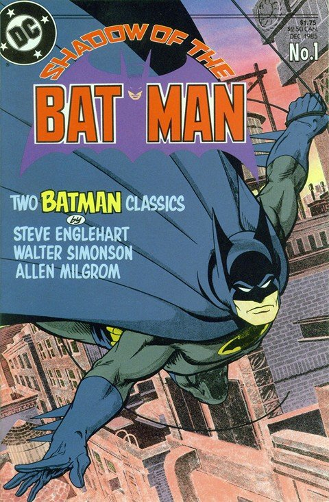 Shadow of the Batman #1 – 5