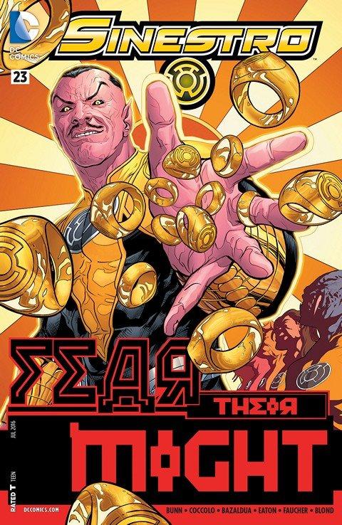 Sinestro #23