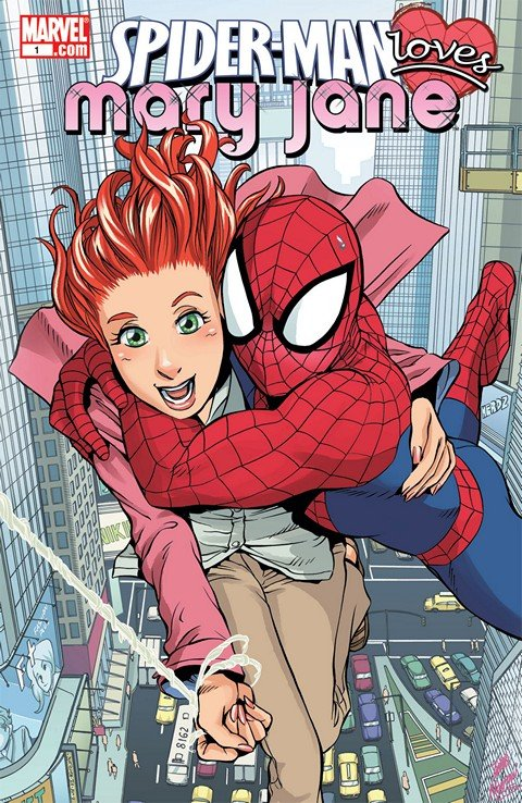 Spider-Man Loves Mary Jane (Season 1 – 2)