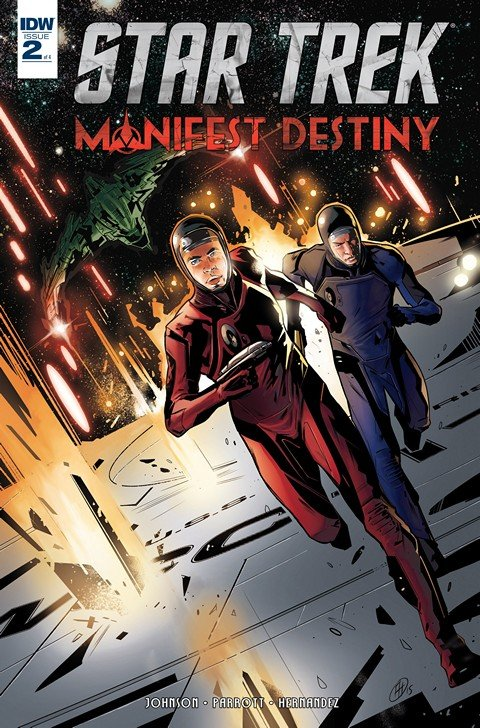 Star Trek – Manifest Destiny #2
