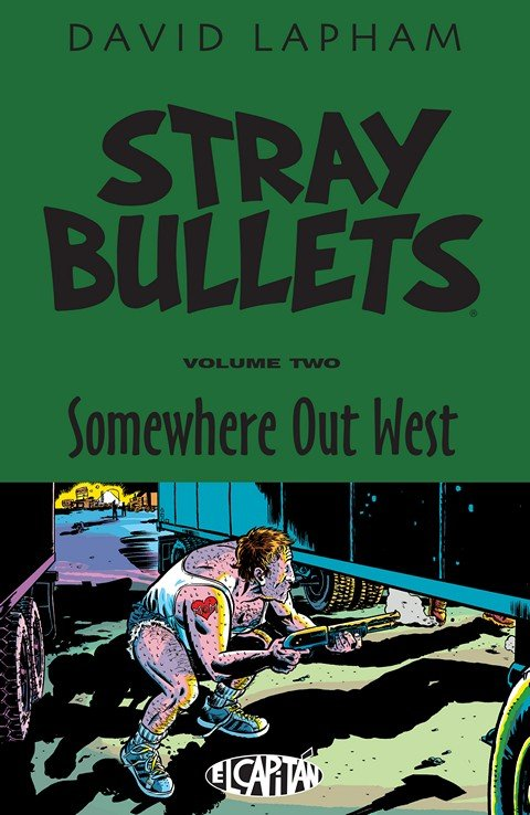Stray Bullets Vol. 2 – Somewhere Out West