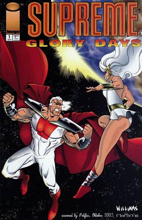 Supreme – Glory Days #1 – 2 (1994)