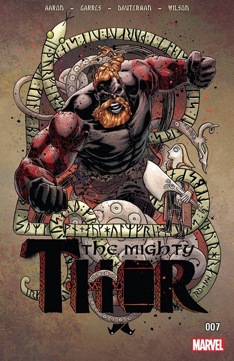 The Mighty Thor #7