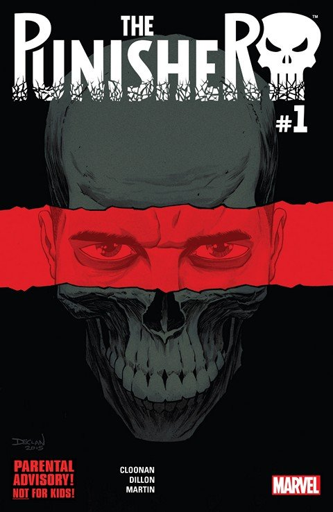 The Punisher #1 (2016)