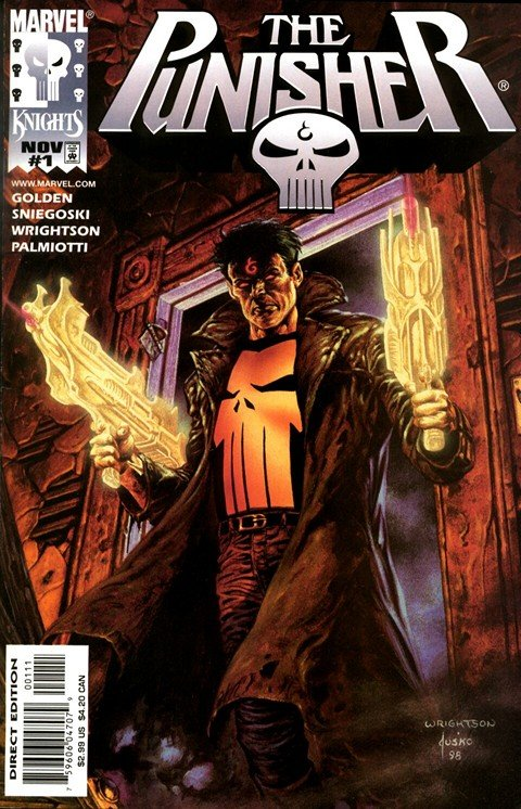 The Punisher – Purgatory #1 – 4