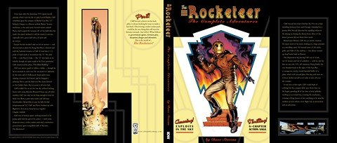 The Rocketeer – The Complete Adventures
