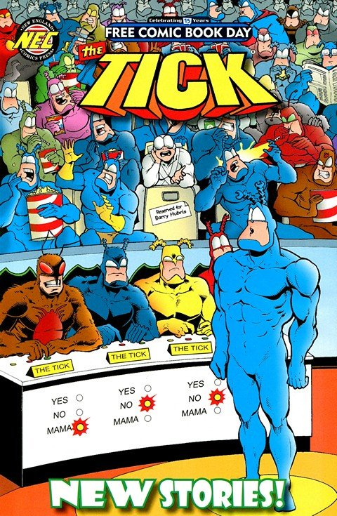 The Tick (Collection)
