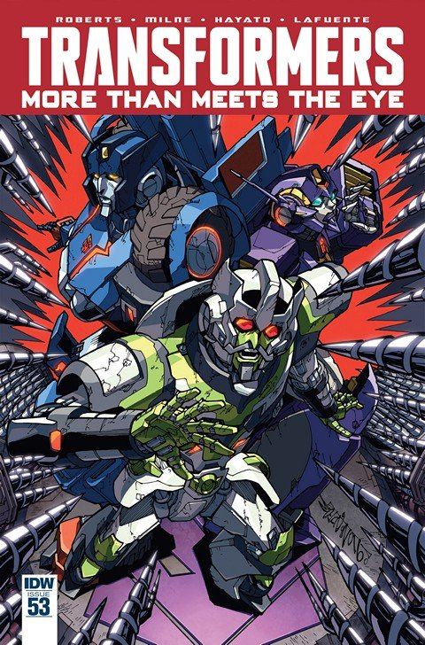 Transformers More Than Meets The Eye #53