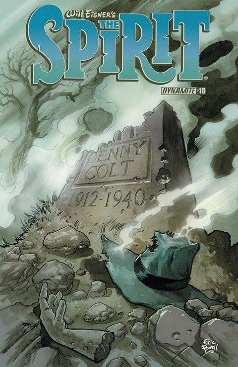 Will Eisner's The Spirit #10