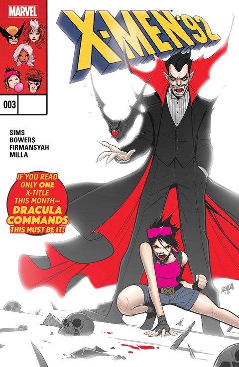 X-Men '92 #3 (2016)