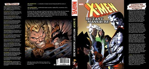 X-Men – Mutant Massacre