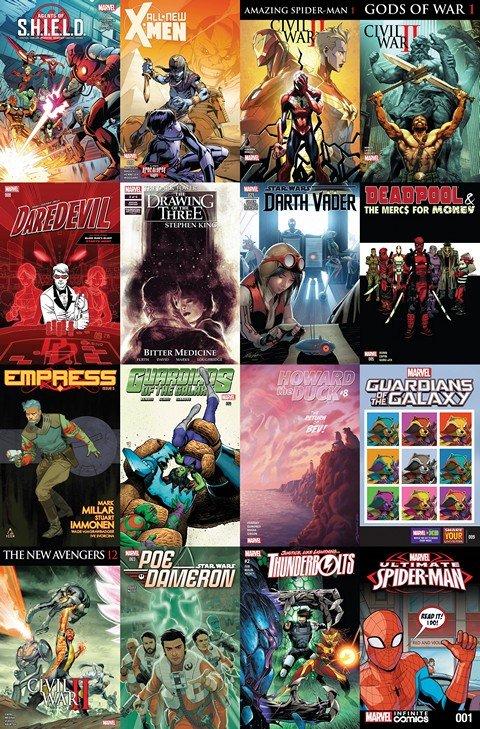 2016.06.08 Marvel Week+