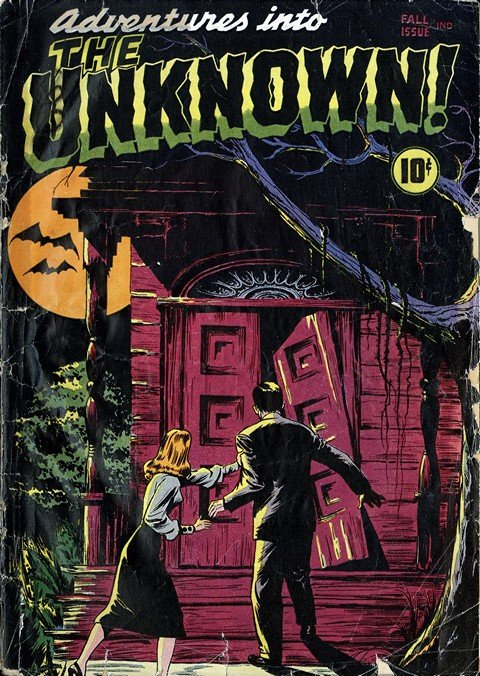 Adventures Into The Unknown #1 – 112
