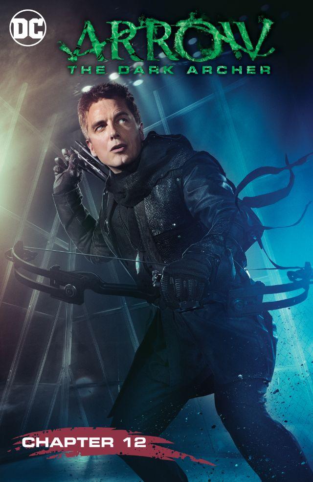 Arrow – The Dark Archer #12