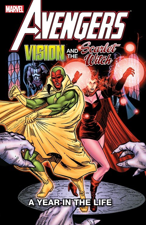 Avengers – Vision and the Scarlet Witch – A Year In The Life