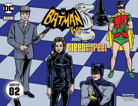 Batman '66 Meets Steed and Mrs Peel #2