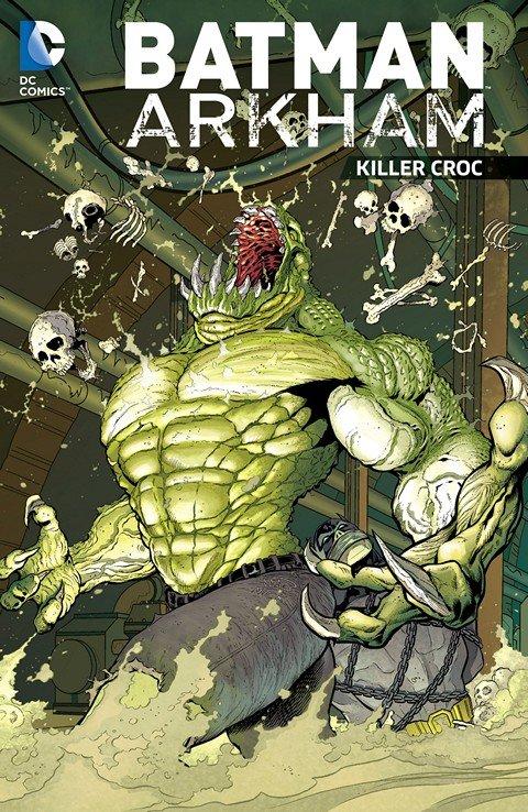 Batman Arkham – Killer Croc