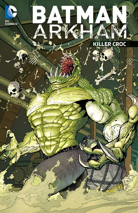 Batman Arkham – Killer Croc (2016)