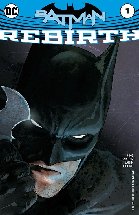 Batman – Rebirth #1