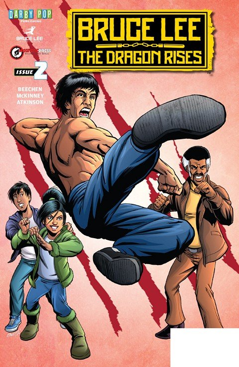 Bruce Lee – The Dragon Rises #2