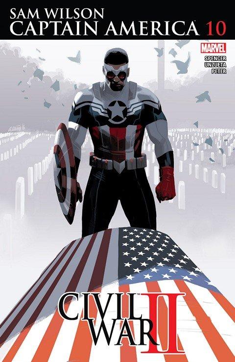 Captain America – Sam Wilson #10