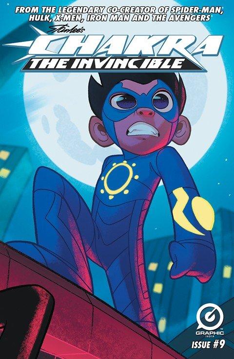 Chakra The Invincible #9