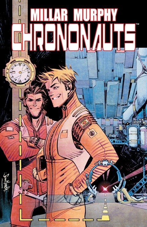 Chrononauts Vol. 1 (2015)