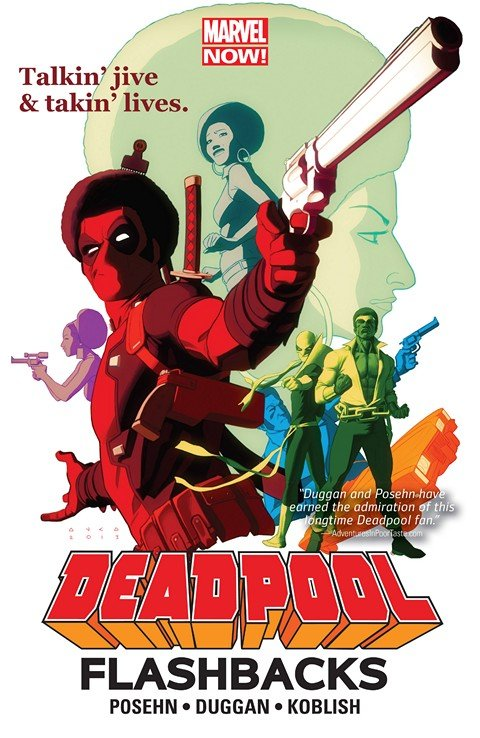 Deadpool – Flashbacks