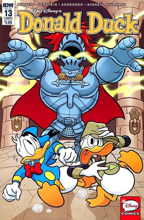Donald Duck #13