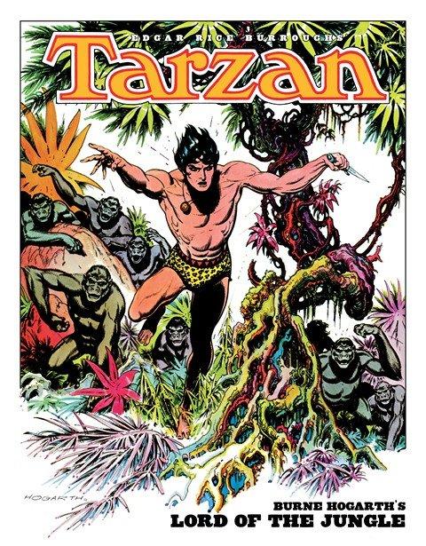 Edgar Rice Burroughs' Tarzan – Burne Hogarth's Lord of the Jungle