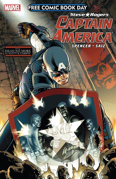 FCBD 2016 – Captain America