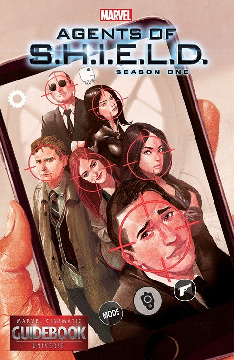 Guidebook to the Marvel Cinematic Universe – Marvel's Agents of S.H.I.E.L.D. Season One