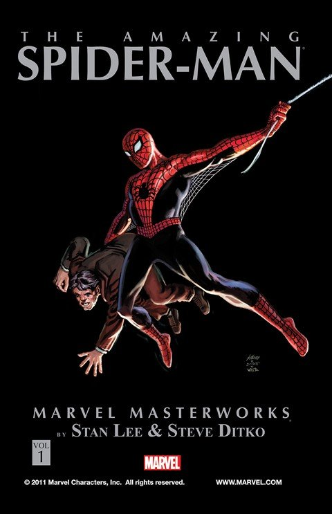 Marvel Masterworks – The Amazing Spider-Man Vol. 1
