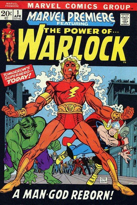 Marvel Premiere #1 – 62