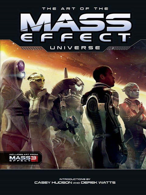 Mass Effect (Comics Collection)