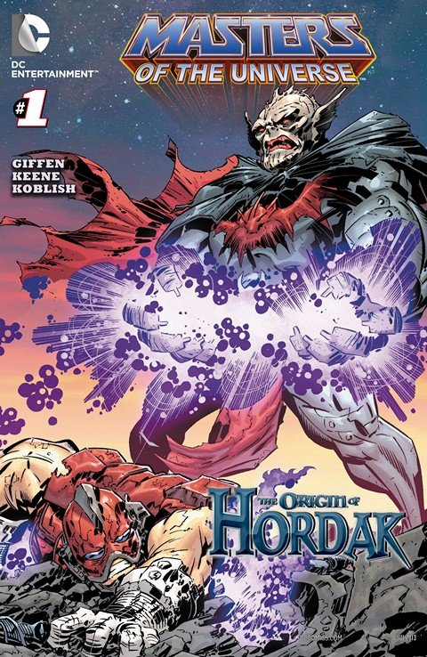 Masters of the Universe – The Origin of Hordak #1