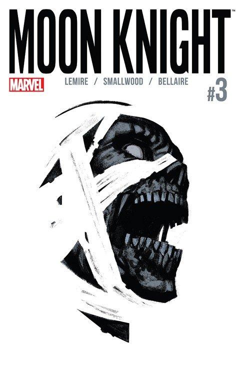 Moon Knight #3 (2016)