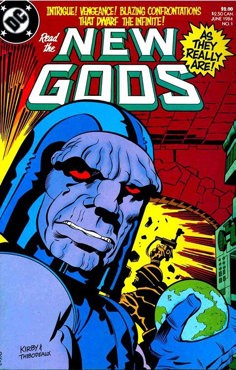 New Gods Vol. 2 #1 – 6