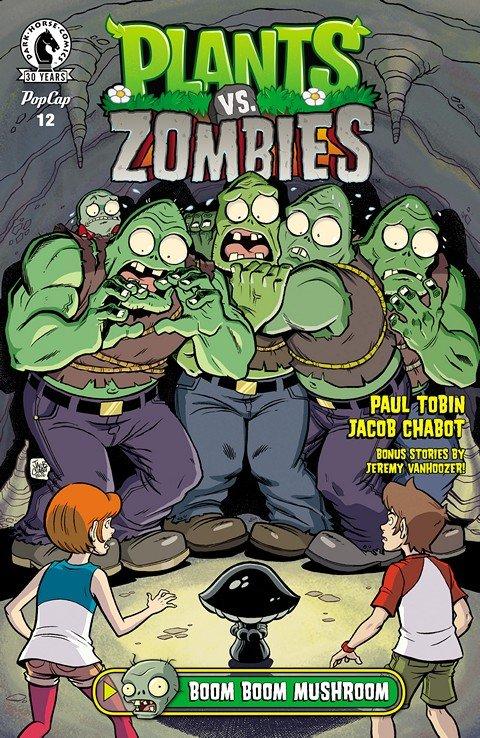 Plants vs. Zombies 012 – Boom Boom Mushroom #3