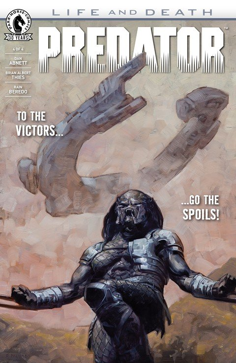 Predator – Life and Death #4