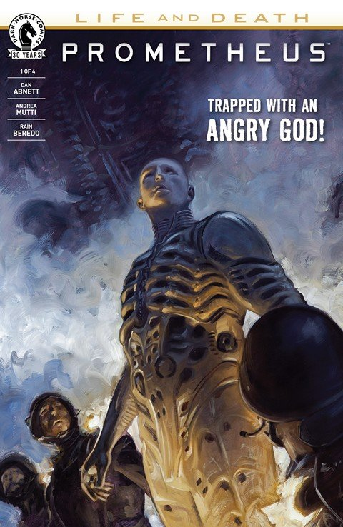 Prometheus – Life and Death #1