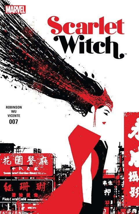 Scarlet Witch #7