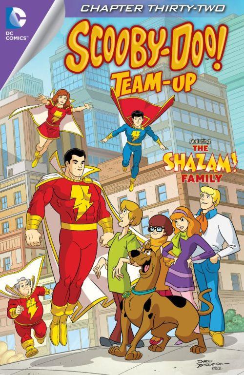 Scooby-Doo Team-Up #32