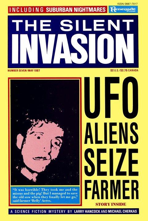 Silent Invasion #7 – 12