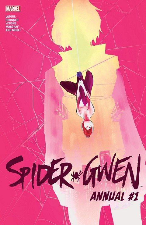 Spider-Gwen Vol. 2 Annual #1 (2016)