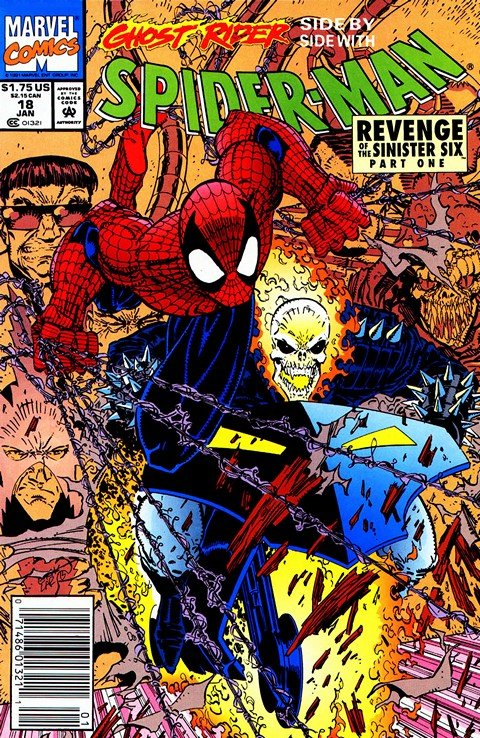 Spider-Man – Revenge of the Sinister Six
