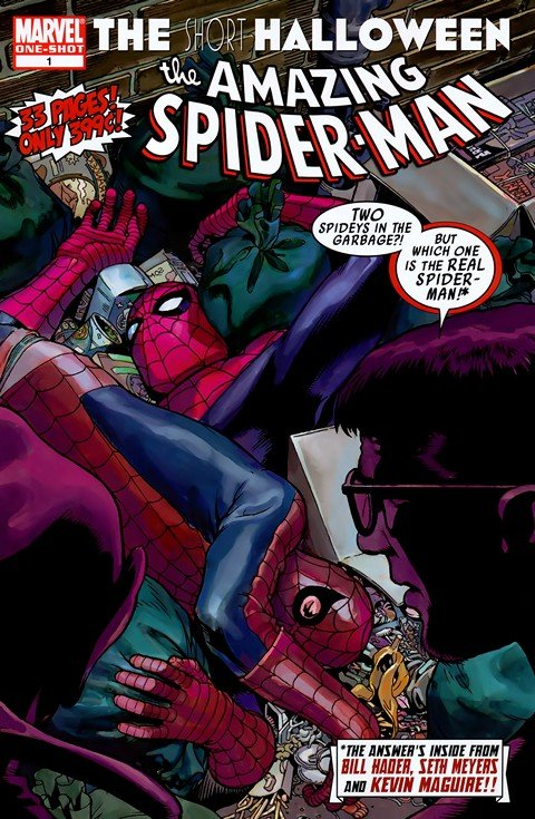 Spider-Man – The Short Halloween #1