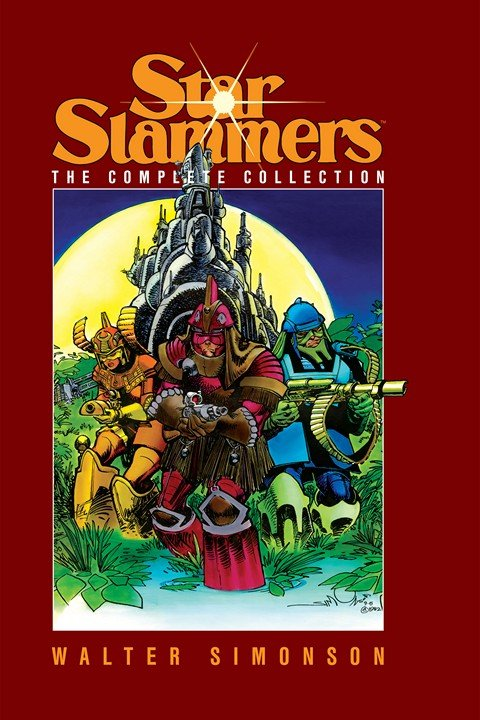Star Slammers – The Complete Collection