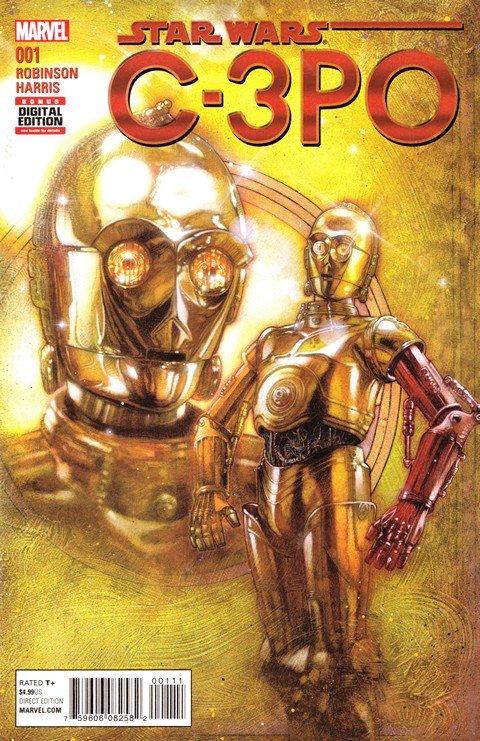 Star Wars Special – C-3PO #1